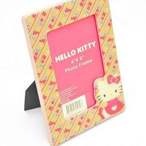 Sanrio Hello Kitty Picture Frame 4x6